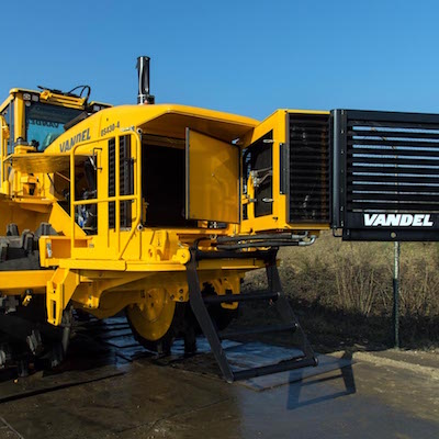 v2v, myvandel, vandel, landfill, compactor, service, contract, maintenance