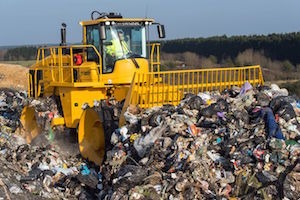 v2v, myvandel, vandel, landfill compactor, intelligent engine, power, volvo