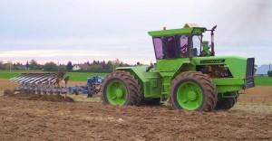 v2v, myvandel, vandel, cultivation tractor